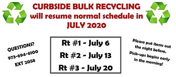 July Bulk