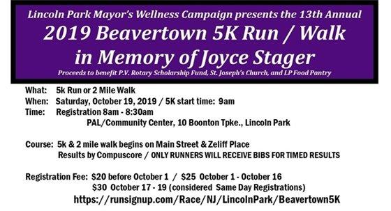 Beavertown 5k