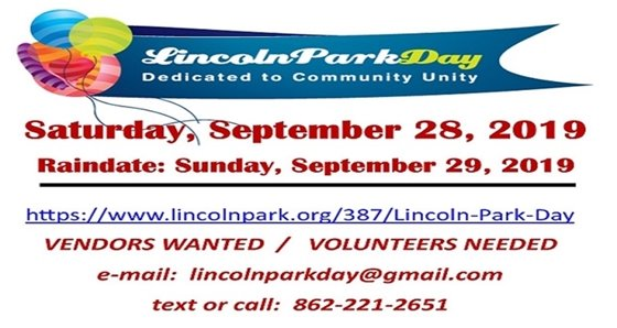 Lincoln Park Day