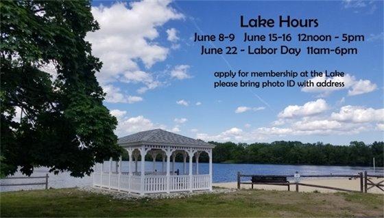Lake Hours
