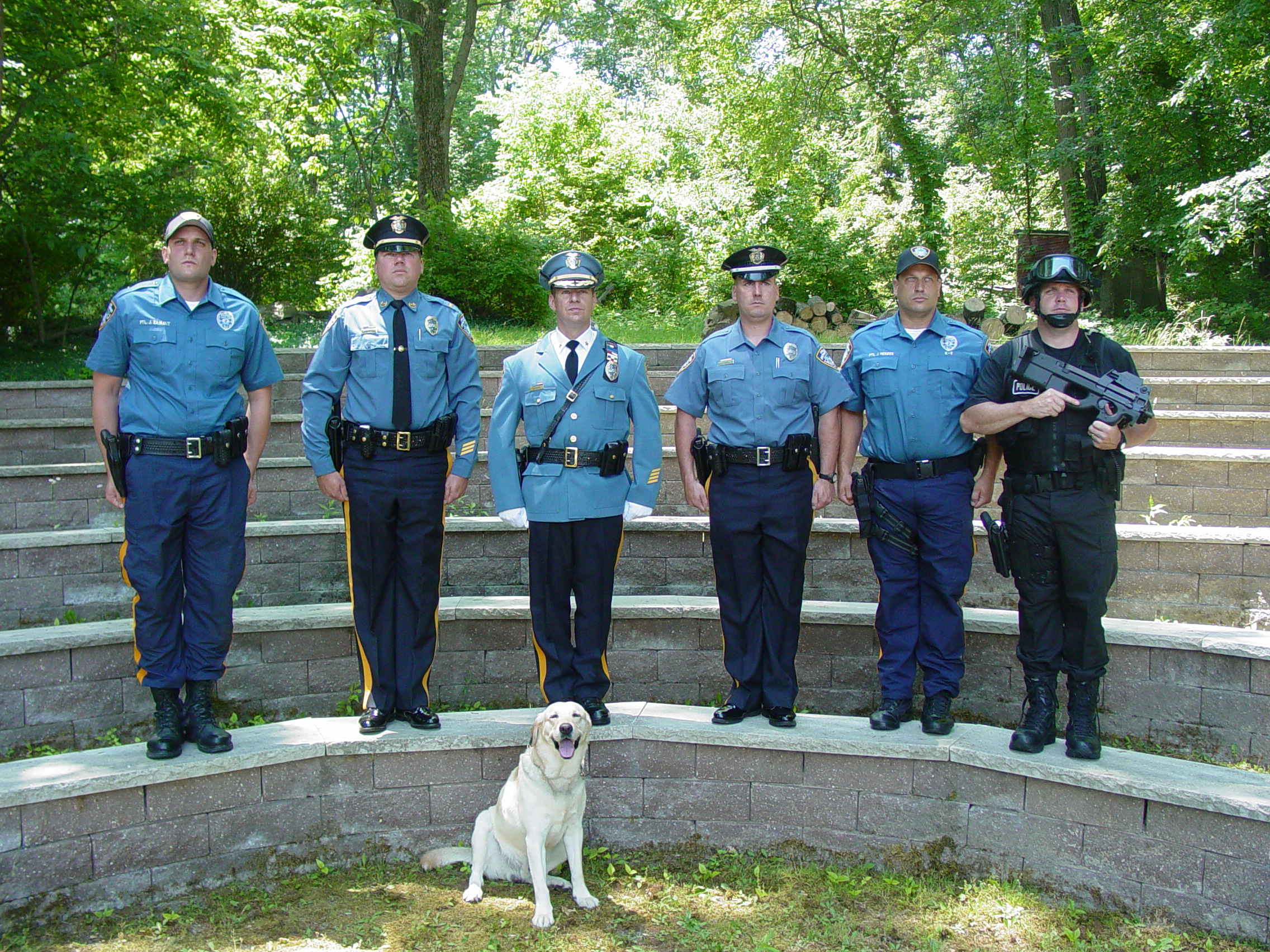 Lincoln Park Police Officers