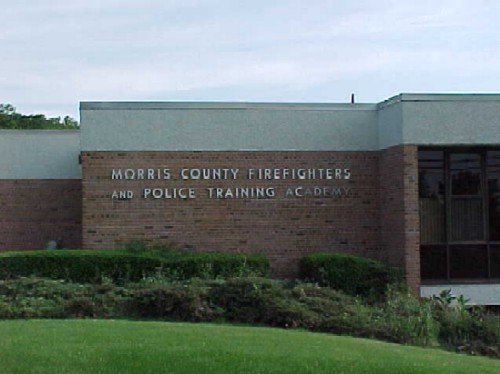 Morris County Firefighters and Police Training Academy